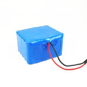 China 312Wh 24V 13000mAh 24V Lithium Ion Battery Pack wholesale