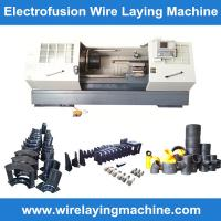 China PE electrofusion fittings wire laying-Electrofusion coupling wire laying machine wholesale