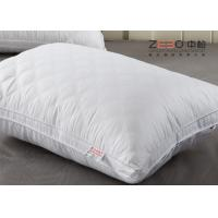 Quality Luxury Hotel Collection Pillows , Hotel Style Pillows For Adult Comfortable for sale