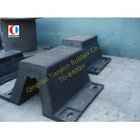 China Industrial Large Vessel Moulded Rubber Dock Fender Trelleborg V Type wholesale