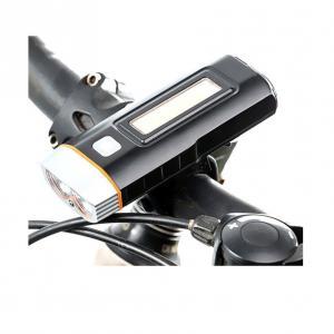 Buy cheap IPX5 Waterproof USB Bike Light 20W CREE Xml Led Super Bright Aluminum Material from wholesalers