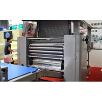 China Siemens PLC Puff Pastry Dough Sheeter With 2 Sets of Laminating Devices wholesale
