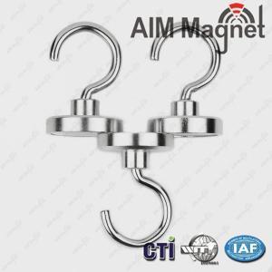 China Neodymium Magnetic Hanging Hook wholesale