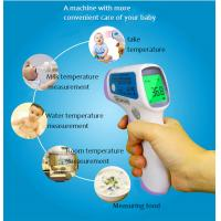 China Babies Handheld Digital Infrared Thermometer Non Contact Multi Purpose wholesale