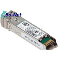 China Long Distance Used Cisco Modules With 10 Gigabit Ethernet Data Link Protocol SFP-10G-LR= on sale