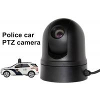 China Police PTZ Video Camera 200 Meter Vision  Sony 480CP wholesale