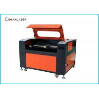 China 6090 Co2 Laser Engraving Cutting Machine For Non Metal Wood Cutter Engraver wholesale