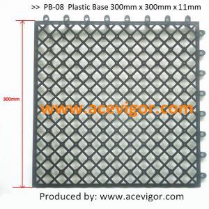 China PB-08 Plastic mats for DIY WPC TILES wholesale