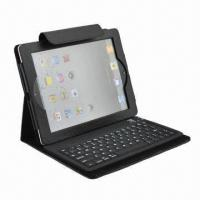 Buy cheap Keyboard Case for iPad 2/3, Customized Logos are Accepted, 50 Pieces MOQ from wholesalers