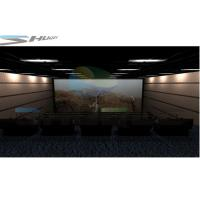 China 4D Movie Theater Simulator, XD Cinema Film For 50 / 120 Persons Room wholesale