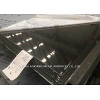 Black Ti Hairline 316L Stainless Steel Sheet Surface Finish Decorative Use