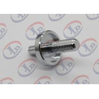 Buy cheap CNC Machining Turned Metal Parts Chromium Plated Iron Bolts With Slotted from wholesalers
