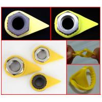 China Customized Safety Wheel Check Indicator Wheel Nut Markers For Lorry / Truck wholesale