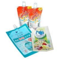 China Soft Oxgen barrier Spout Pouch Packaging, Drink pouch, Beverage wholesale