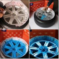 China Glossy / Matte Plasti Dip Rubber Coating Spray Paint Safety With Weather Resistance wholesale