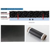 China High Purity Carbon Coated Aluminum Foil 100 - 8000 Meter Roll Length wholesale