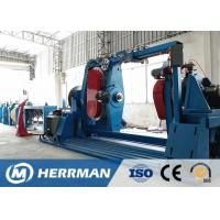 China Single Twister Wire Cable Machine Cantilever Type S / Z Optional Twist Direction wholesale