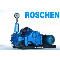 China 60 Cylinder Diameter Exploration Core Drilling Mud Pump Flow Water Mud Coolant on sale