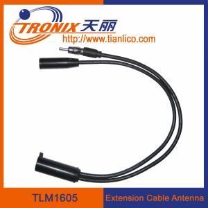 China extension cable car antenna/ Nissan original female car antenna adaptor TLM1605 wholesale