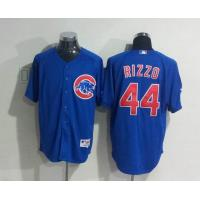 China mlb chicago cubs #44 Rizzo blue jersey wholesale
