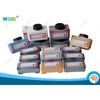 China CIJ Inkjet Water Resistant Inkjet Ink Cartridges Inkjet Coding And Marking wholesale