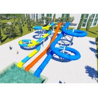 Quality Outdoor Large Water Park Design Swimming Pool Plans For All Ages for sale