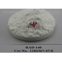China High Purity SARMS Raw Powder For Lean Muscle Rad140 Powder CAS 118237-47-0 wholesale