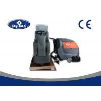 China 500W Suction Motor Industrial Floor Scrubbing Machines , Hard Floor Cleaning Machines wholesale