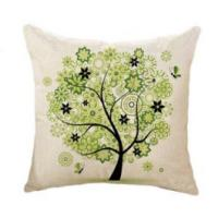 China OEM Accepted Soft Sofa Chair Cushion Customized Printed Woven Technics wholesale