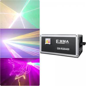 China 40W RGB laser stage light DMX ILDA sound control 40000mW for disco party DJ lighting effect, professional laser show on sale