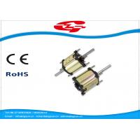 Buy cheap High Voltage Dual Shaft Permanent Magnet DC Motor Used For Massager from wholesalers