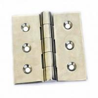 China stainess steel door hinge and cabinet hinge wholesale