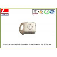China Customizable white ABS plastic mold injection cover used for car , +/-0.02mm Tolerance wholesale