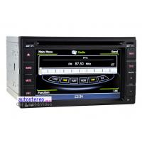 China Wireless Japanese Car Stereo Car CD DVD Player with Sat Nav WinCE 6.0 wholesale