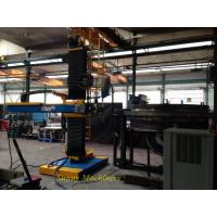 China Tank Welding Column And Boom With 5000mm Horizontal Stroke And MIG Welding Machine wholesale