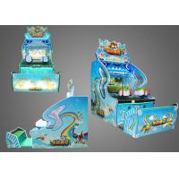 China Visual 3D Screen Water Shooting Arcade Video Game Machines For English Version / Edition wholesale