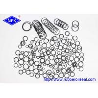 China Oil Resistant Rubber Sealing O Ring P/G series  ,AS series ,Oring Kits on sale
