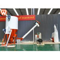 China Simple Structure Animal Feed Manufacturing Plant , 500 Kg/H Animal Feed Processing Plant wholesale