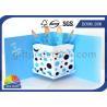 Quality 3D Pop Up Birthday Cake Birthday Cards Greeting Cards Printing , Printable Greeting Cards for sale