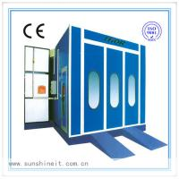 China STS-200B Car Spray Booth with CE wholesale