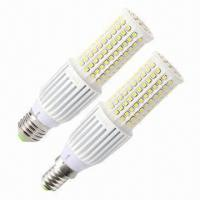 China 9W LED Corn-shaped Bulbs with 780 or 890lm Luminous Flux and 360° Viewing Angle, Non-dimmable wholesale