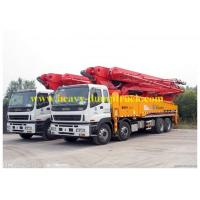 China SANY Concrete Pump mounted Truck SYG5330THB with 47m boom 120m3/h output wholesale