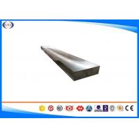 China ASTM A681 Hot Forged Steel Bar Black Iron Block S7 Tool Steel 1.2355 ISO9001 on sale