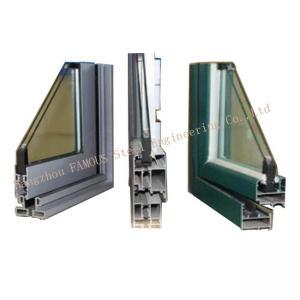 China Outdoor Toughened Glass 6061 Aluminum Profile ,Aluminium Angle Profile wholesale