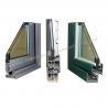 Buy cheap Outdoor Toughened Glass 6061 Aluminum Profile ,Aluminium Angle Profile from wholesalers