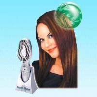 China Ionic Hair Brush, Ideal for Hair Styling, Operated by 2 x AA Battery wholesale