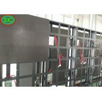 Buy cheap Fixed P8 Full Color Outdoor Rental LED Display IP65 SMD Resolution 32*16 from wholesalers