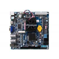 China Intel®Celeron 1037U CPU 6 SATA NVR / NAS server Motherboard Mini-ITX mainboard wholesale