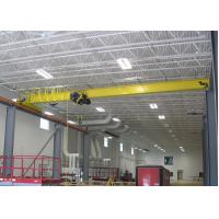 China FEM / DIN Standard Single Girder Overhead Travelling Crane With Monorail Electric Hoist wholesale