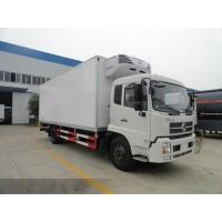 China 4x2 Reefer truck/refrigerator cooling van vehicle for sale wholesale